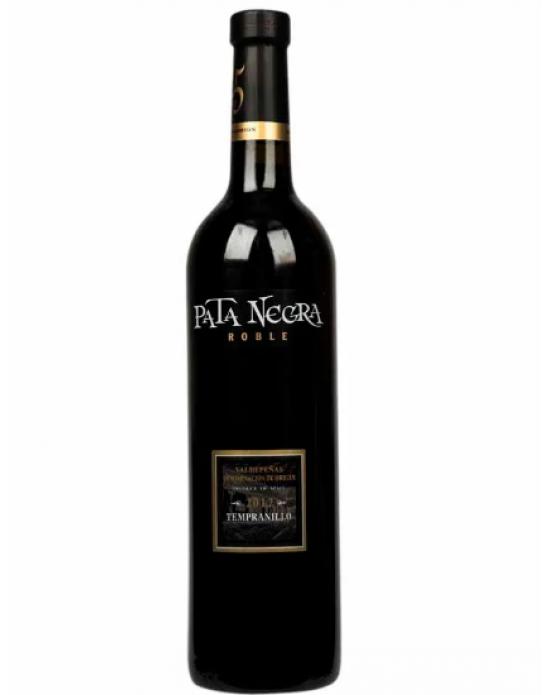 Vino Pata Negra Roble Tempranillo 750 ml
