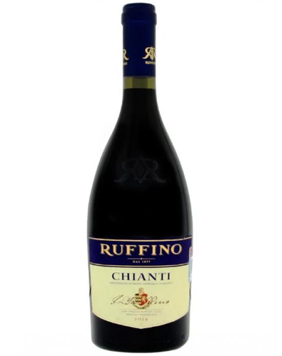 Vino Tinto Ruffino Chianti 750 Ml