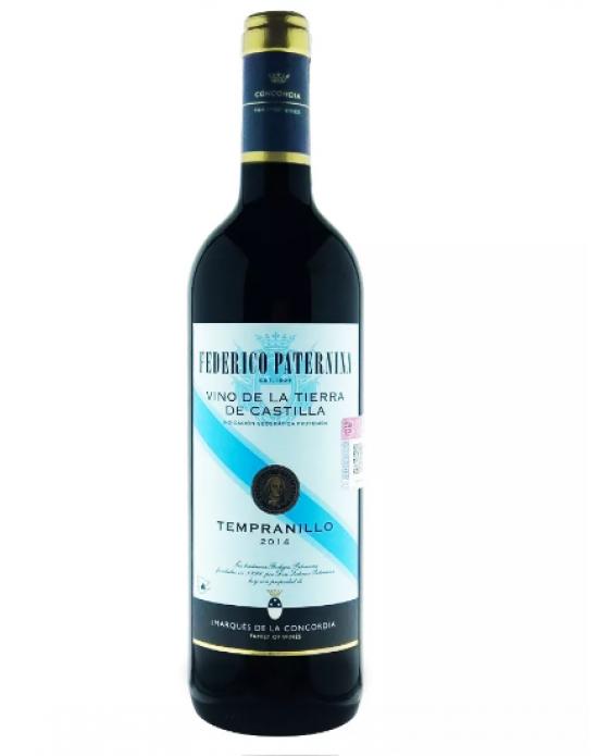 Vino Tinto Paternina Tempranillo - 750 ml