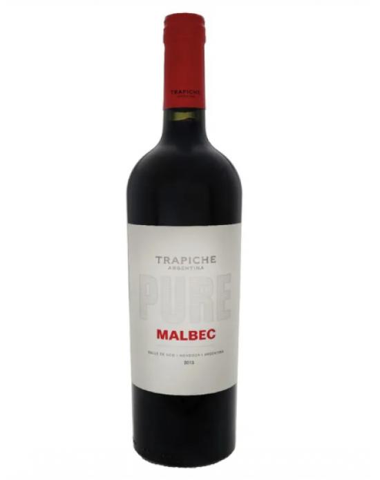Vino Tinto  Trapiche Pure Malbec - 750 ml