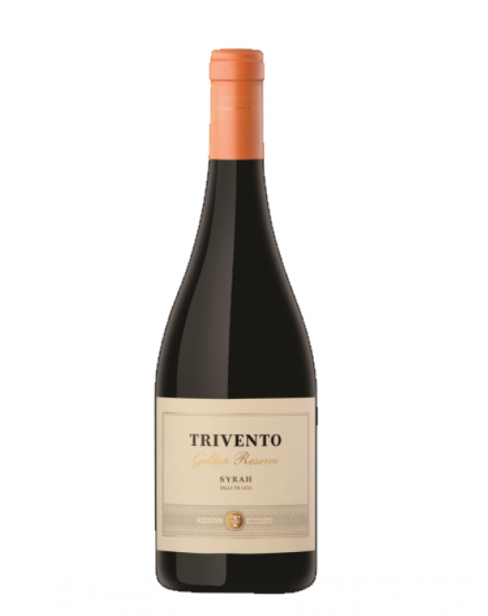 TRIVENTO GOLDEN RESERVE SYRAH - 750 ml