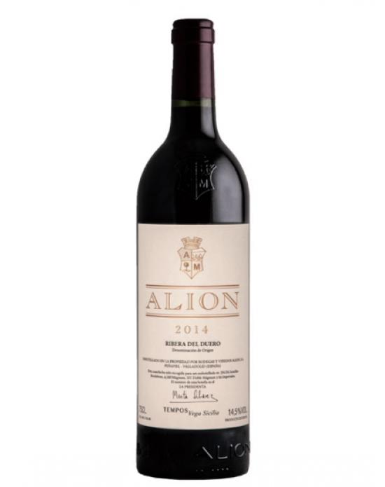 Vino Tinto Vega Sicilia Alion 2014- 750 ml