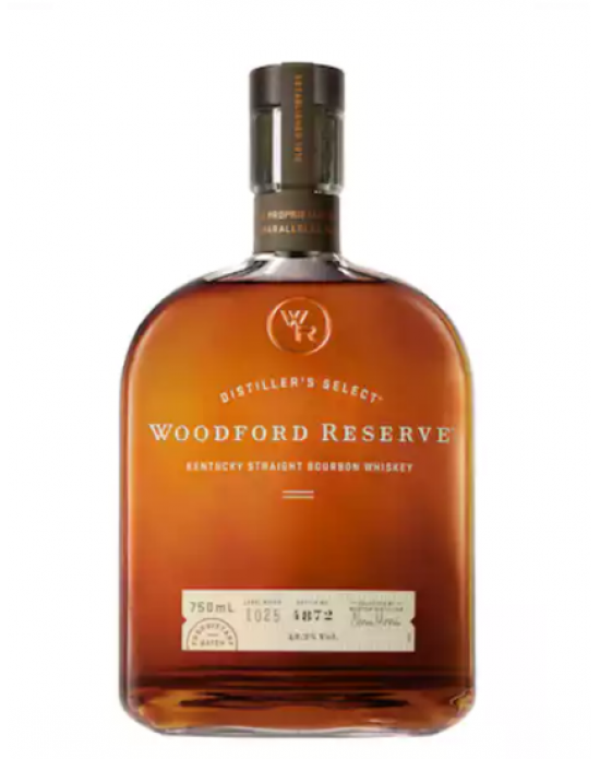 Whiskey Woodford Reserve - 750 ml