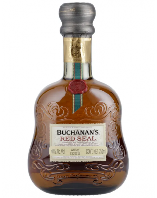 WHISKY BUCHANANS RED SEAL 750 ML