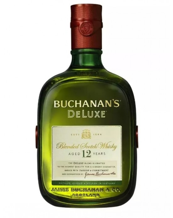 Whisky Buchanan's Deluxe 12 Años - 1000 ml