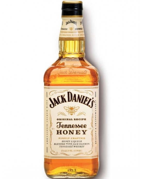 Whiskey Jack Daniel's Honey - 1000 ml