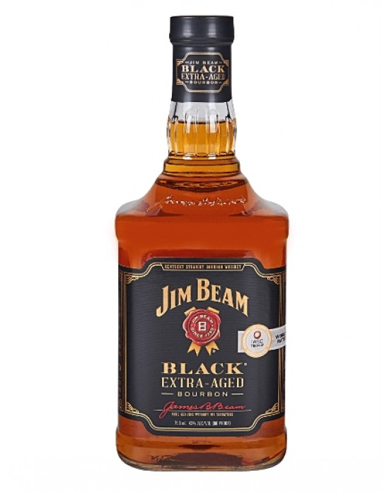 Jim Beam Black Extra-Eged Bourbon - 750ml