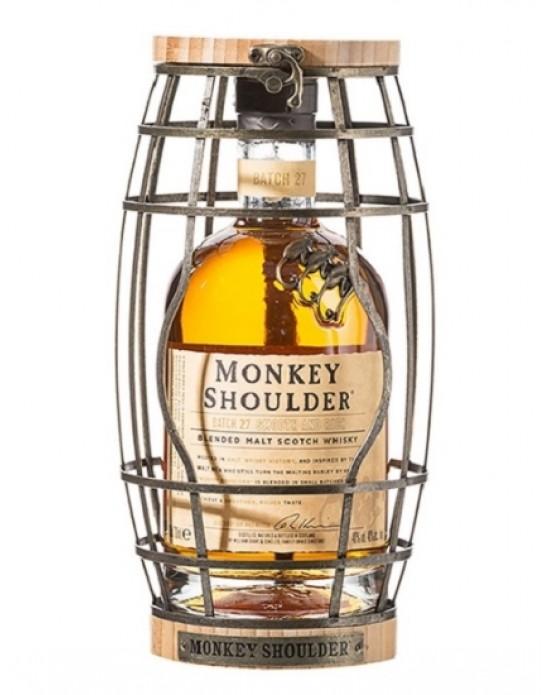 Whisky Monkey Shoulder Jaula - 750 ml